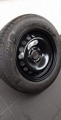 koło dojazdowe 5x114,3 Michelin - megane IV, talisman RENAULT zapasowe