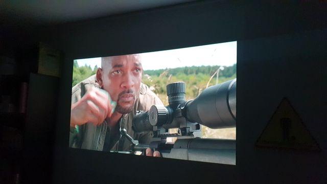 Projektor rzutnik Casio XJ-M140 Led &Laser idealny do Netflix, Youtube