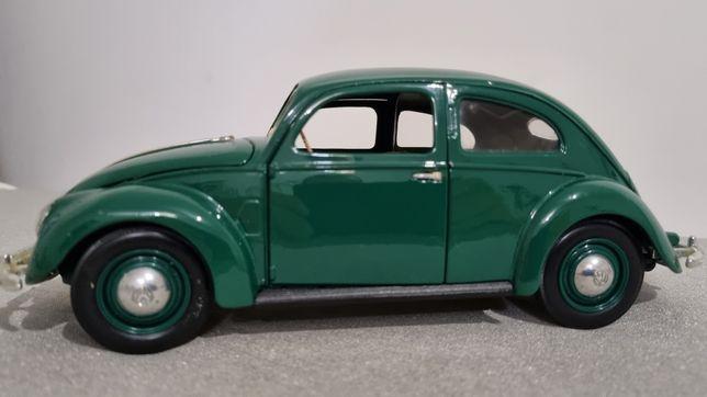 VW carocha 1951, escala 1/18, da Maisto