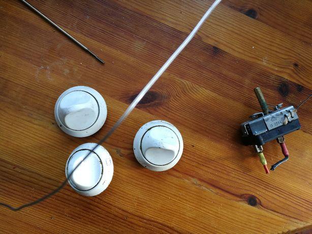 Części do kuchenki gazowo elektrycznej Mastercook