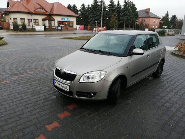 skoda fabia II 1.4 TDI diesel