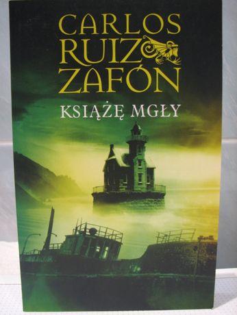 """Carlos Ruiz Zafon """"Książę mgły"""""""