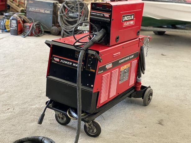 Spawarka Pulsmig Lincoln Electric Powerwave 455