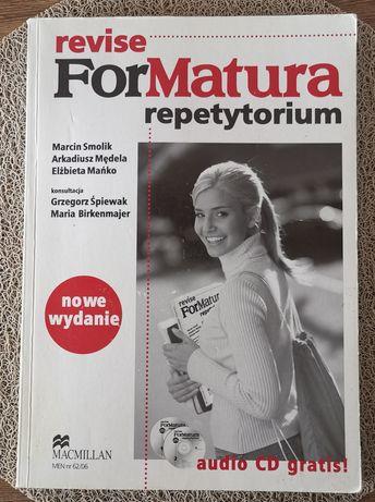 Revise For Matura Repetyt angielski Nowe Wyd Macmillan Smolik Mędela