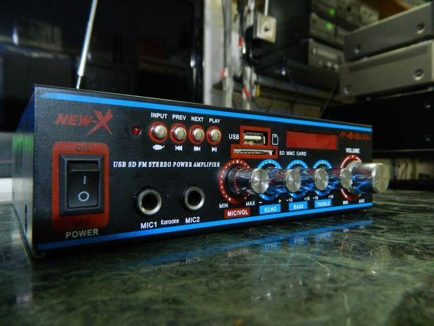Усилитель Bosstron ABS-308 BT (без предоплат)
