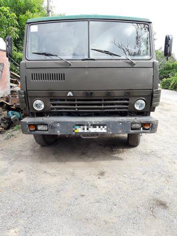 Грузовой автомобиль (Самосвал) КАМАЗ - 5511