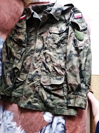 mundur wojskowy letni bluza