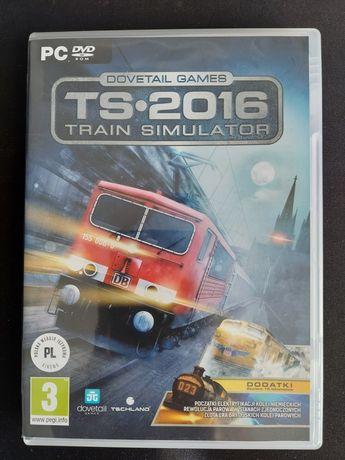 gra Train Simulator