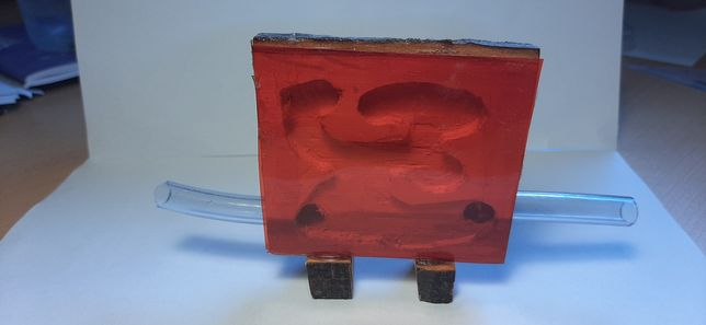 Gniazdo drewniane dla mrówek rozmiar S Formikarium