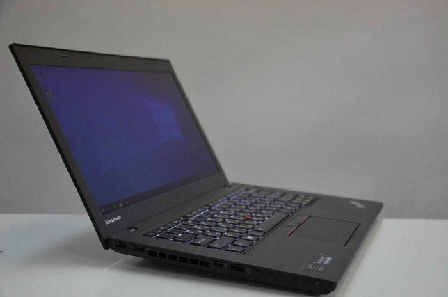 Lenovo/ThinkPad T450 /14'(1600x900)/I5-5300U(2,9 GHz)/4Gb/120 Gb ОПТ!