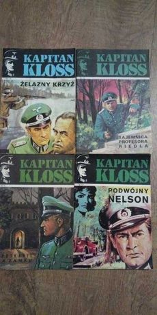 """Komiks """" Kapitan Kloss"""" odbiór osobisty Zgierz"""