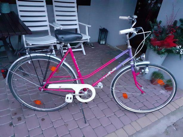 Rower miejski kola 28 sprawny