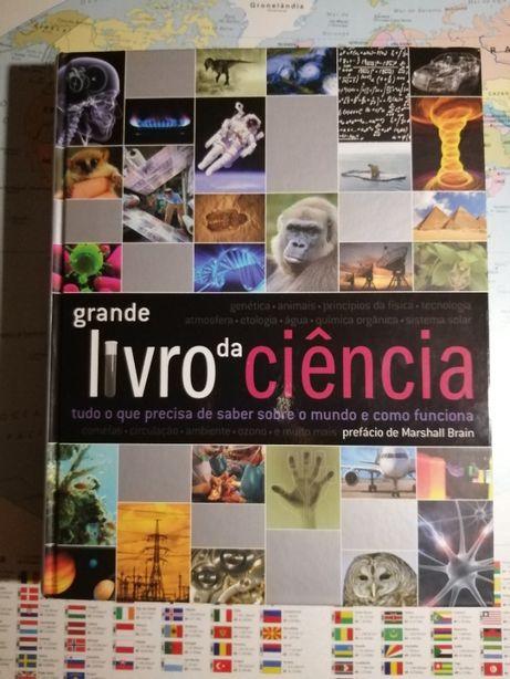 O Grande livro da Ciência - Círculo de Leitores