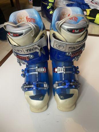 Buty narciarskie damskie tecnica rozmiar 38