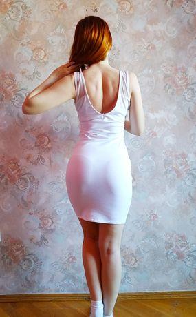 Платье женское летнее белое плаття сукня