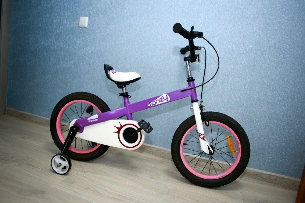 велосипед 16 Royal Baby Honey Кривой Рог - изображение 1