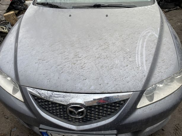 Mazda 6 фара фонарь бампер