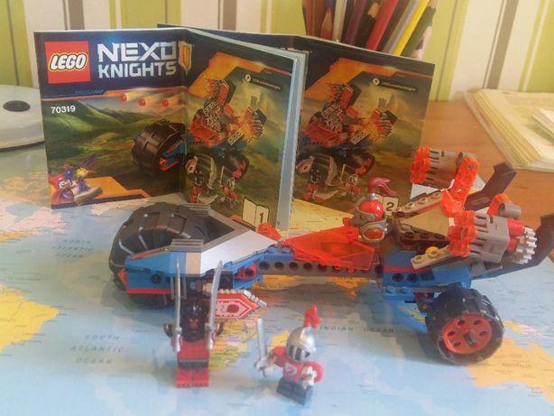 LEGO NEXO KNIGHTS Громовая булава Мейси ( 70319)