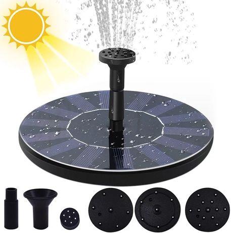 Solarna fontanna ogrodowa do oczka stawu OKAZJA -20%