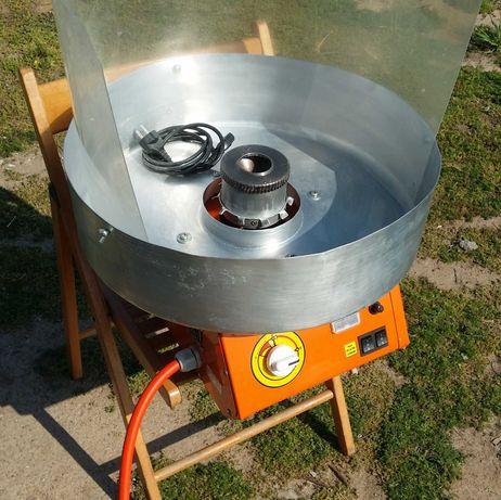 Maszyna do waty cukrowej gazowa