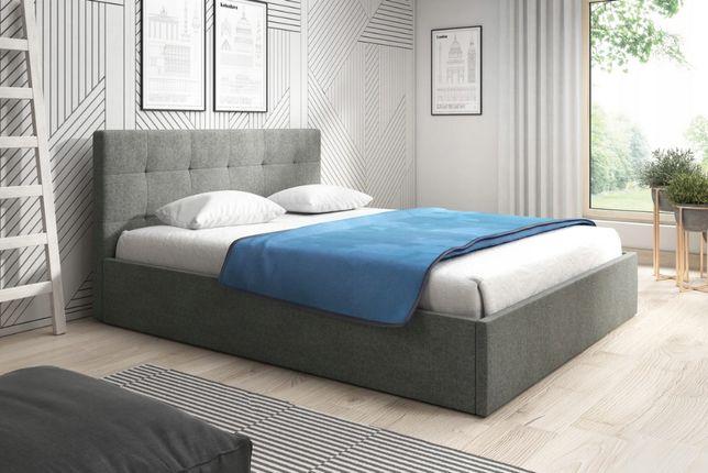 Łóżko Tapicerowane podnoszone + stelaż 90/120/140/160/180x200 WIOLA