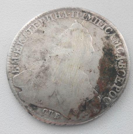 Монета коллекционная (1 рубль 1776 года)
