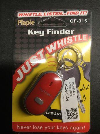 Brelok Key Finder - wystarczy gwizdnąć żeby znaleźć klucze