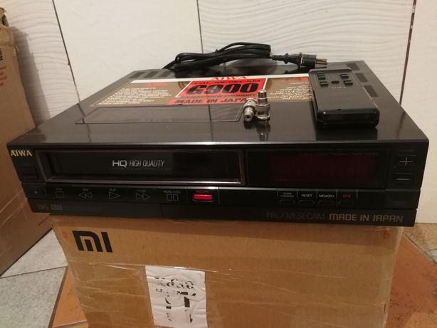 Aiwa HV-G900 відеомагнітофон VHS