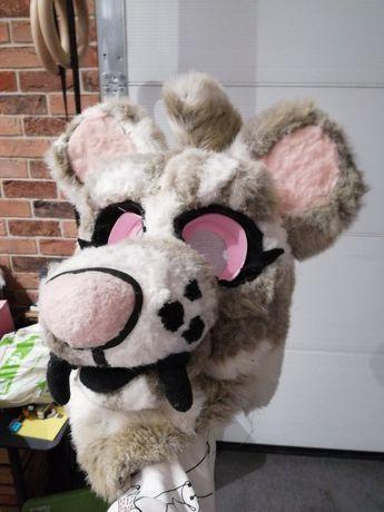 Fursuit furry head zamienię za inny head