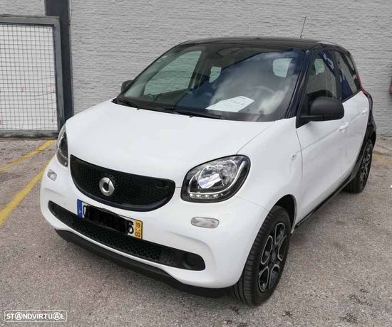 Smart ForFour 0.9 Passion 90 Aut.