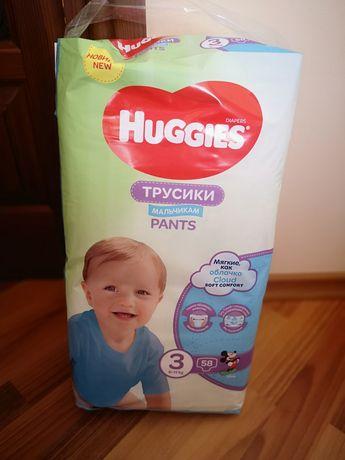 Підгузники - трусики Huggies pants