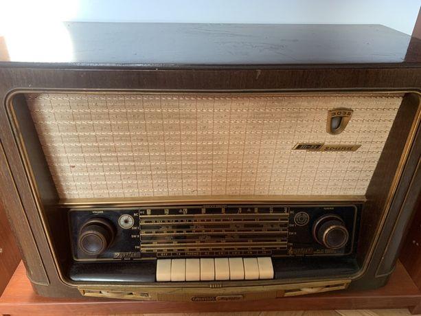 Radio grundig majestic HI-FI