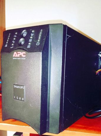 Бесперебойный блок питания компании APC 1500