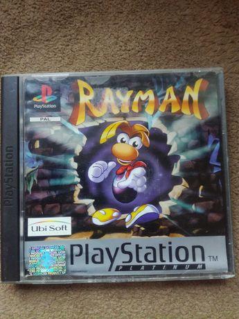 Rayman psx PlayStation11
