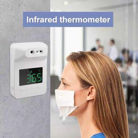 Автоматический настенный бесконтактный термометр ES-T06