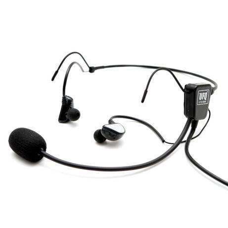 Ultra lekkie słuchawki lotnicze PILOTGA