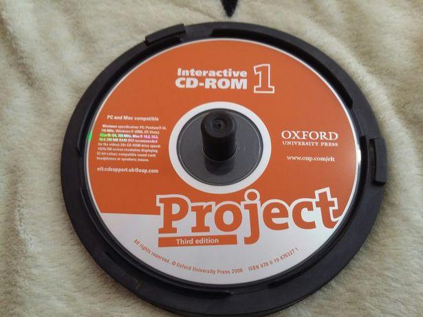 Płyta Project 1 Third edition OXFORD 2008