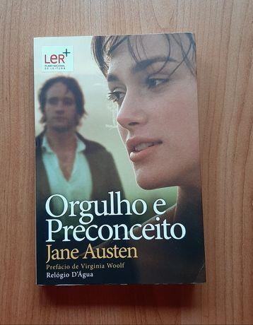 """Livro """"Orgulho e preconceito"""""""