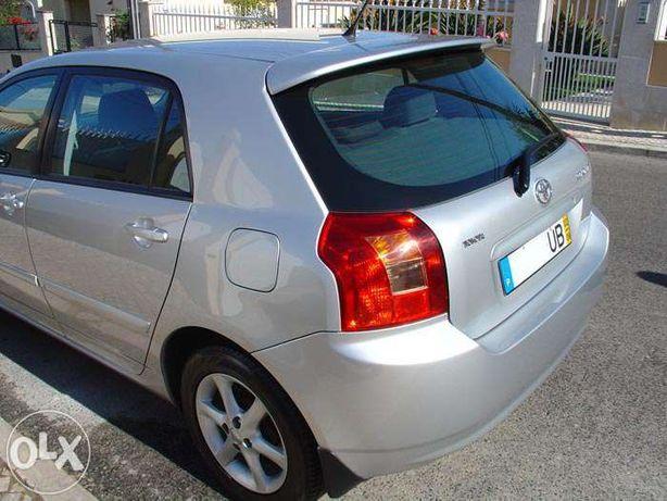 Aleron/Aileron Toyota Corolla E12 (2002/2006) TTE