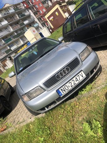 Audi A4 B5 1.8T Quattro + GAZ