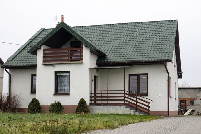 Dom 250 mkw - Łęczeszyce (gm. Belsk Duży)
