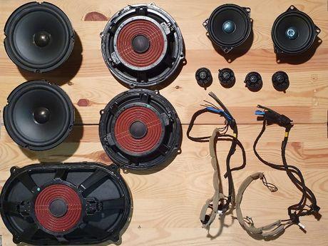 Mercedes W221 zestaw głośników BOSE/głośniki BOSE