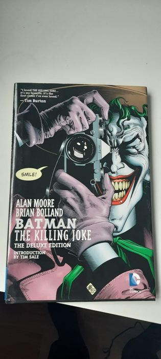 Batman The Killing Joke ANG Grodzisk Mazowiecki - image 1