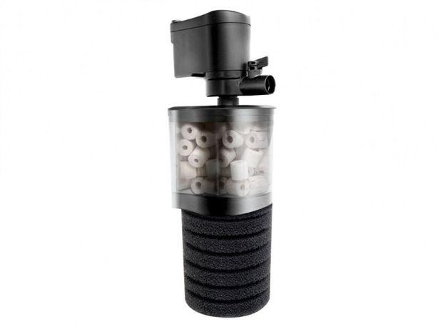 AQUAEL TURBO 1000 filtr wewnętrzny z ceramiką do akwarium 150-250L
