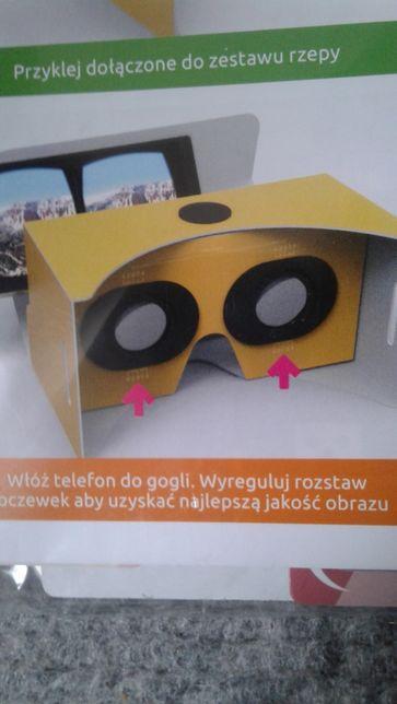 VR kartonowe