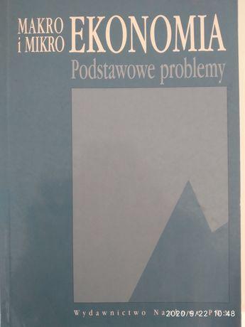 Makro i Mikro Ekonomia, Podstawowe problemy St.Marciniak