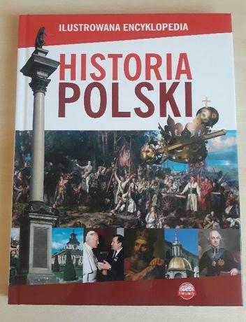 Ilustrowana encyklopedia Historia Polski. Historia