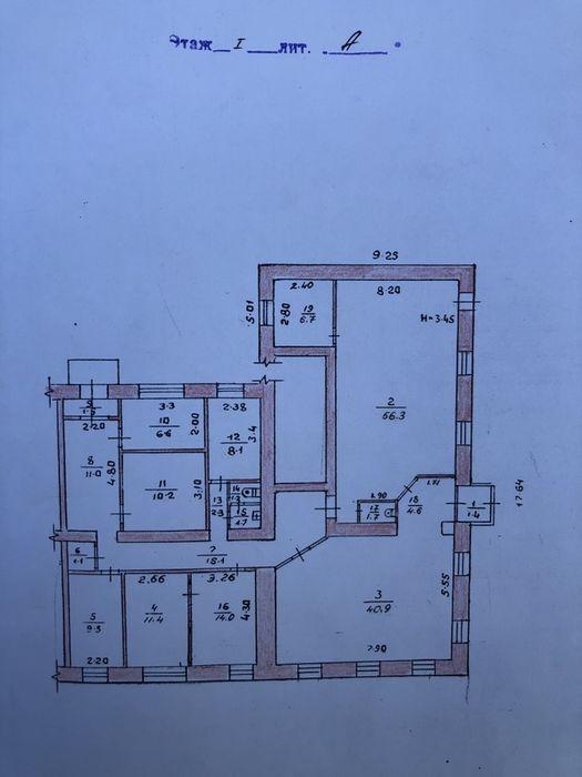 Продам магазин 205кв.м, фасад, район Автовокзала Житомир - изображение 1