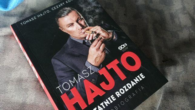 Tomasz Hajto. Ostatnie rozdanie - Cezary Kowalski