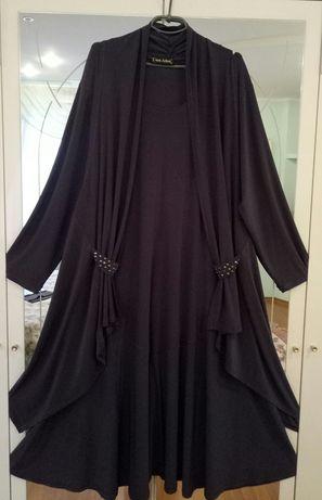 Платье двойка большого размера